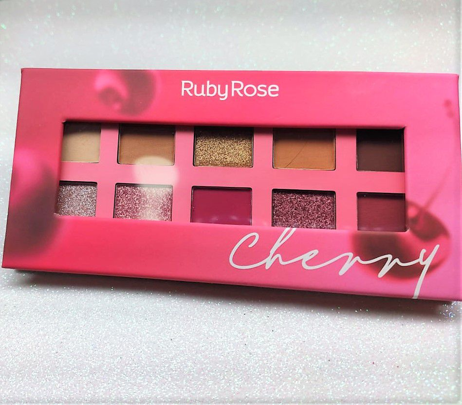 PALETA CHERRY - RUBY ROSE