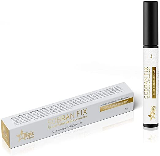 SOBRAN FIX SERUM FATOR DE CRESCIMENTO - MAGIC COLORS