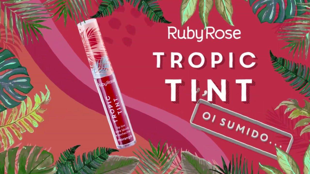 TROPIC TINT RUBY ROSE