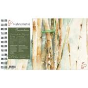 Bloco de Viagem para Aquarela 265g Bamboo Carnet Voyage 15,3x25cm Hahnemühle
