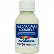 Máscara para Aquarela Corfix 100ml