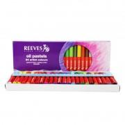 Pastel Oleoso Reeves 24 Cores Artístico ref. 4881081