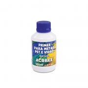Primer para Metais PET e Vidros 100 ml Acrilex
