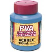 Tinta PVA Fosca para Artesanato 100 ml Acrilex