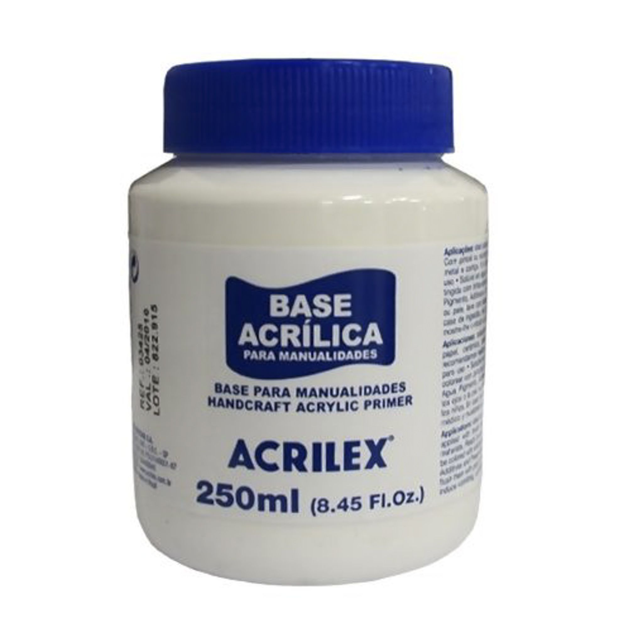 Base Acrilica para Artesanato Acrilex 250ml