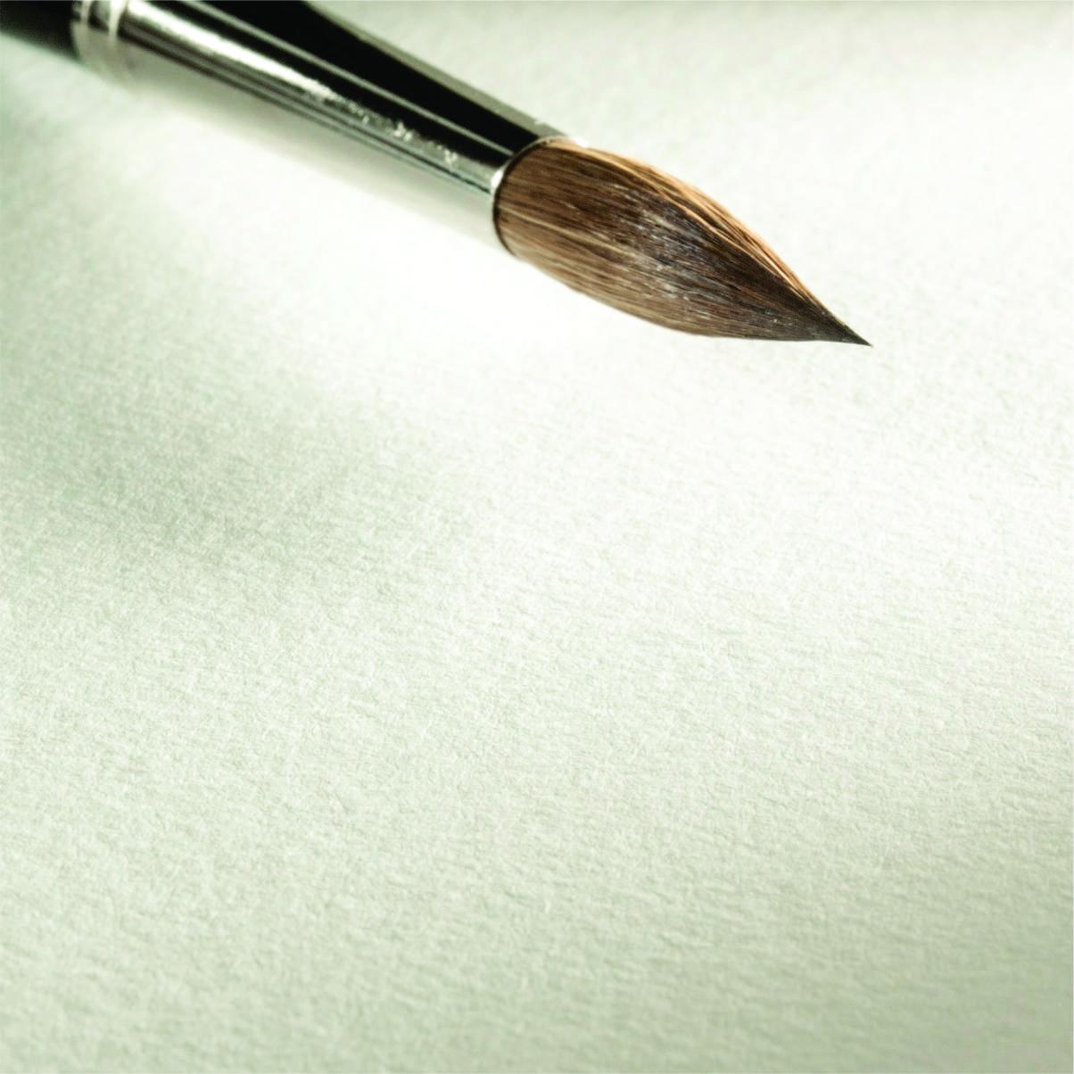 Bloco Aquarela Hahnemuhle 300 g/m² textura fina 30 x 40 cm com 10 fls. Hahnemuhle