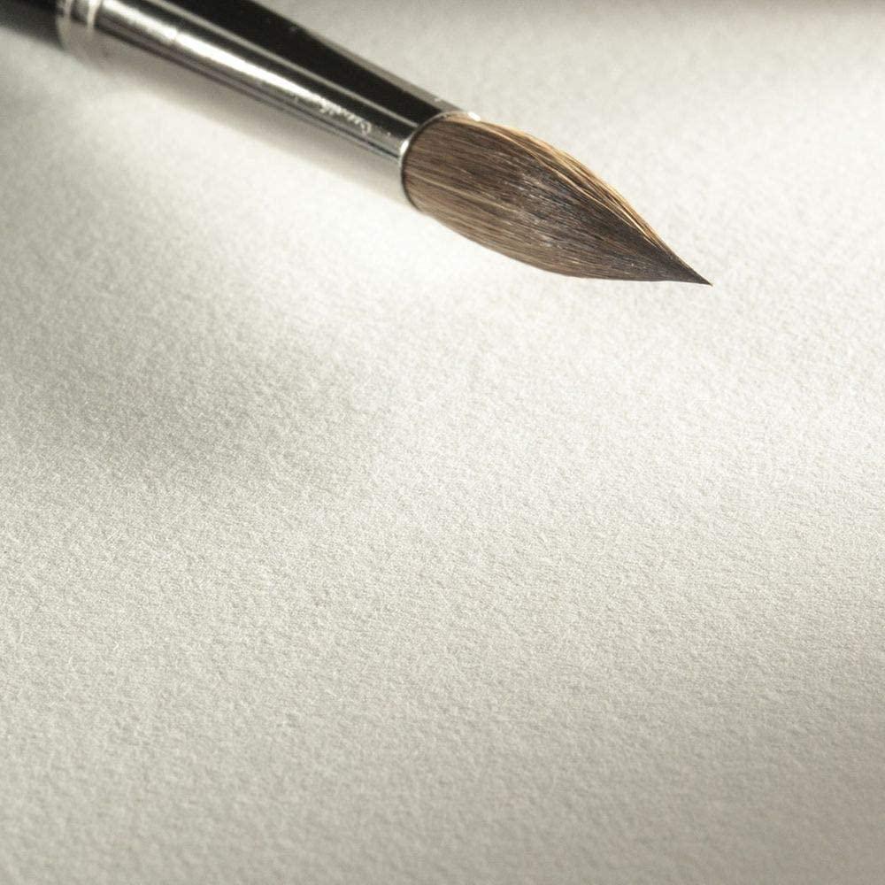 Bloco Aquarela William Turner 300 g/m² textura fina 24 x 32 cm com 10 fls. Hahnemuhle - 100% ALGODÃO