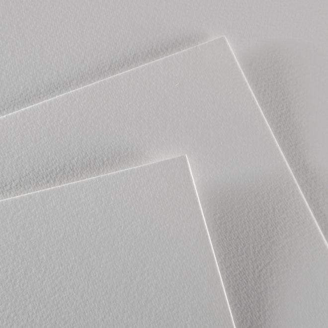 Papel Aquarela Montval 300 g/m² Grain Fin 50 x 65 cm Canson - folha