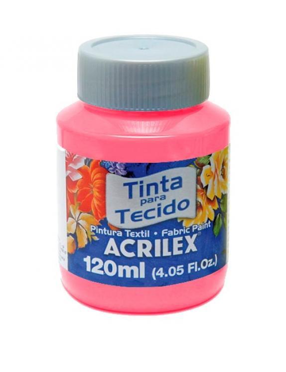 Tinta para Tecido Fosca Acrilex 120ml