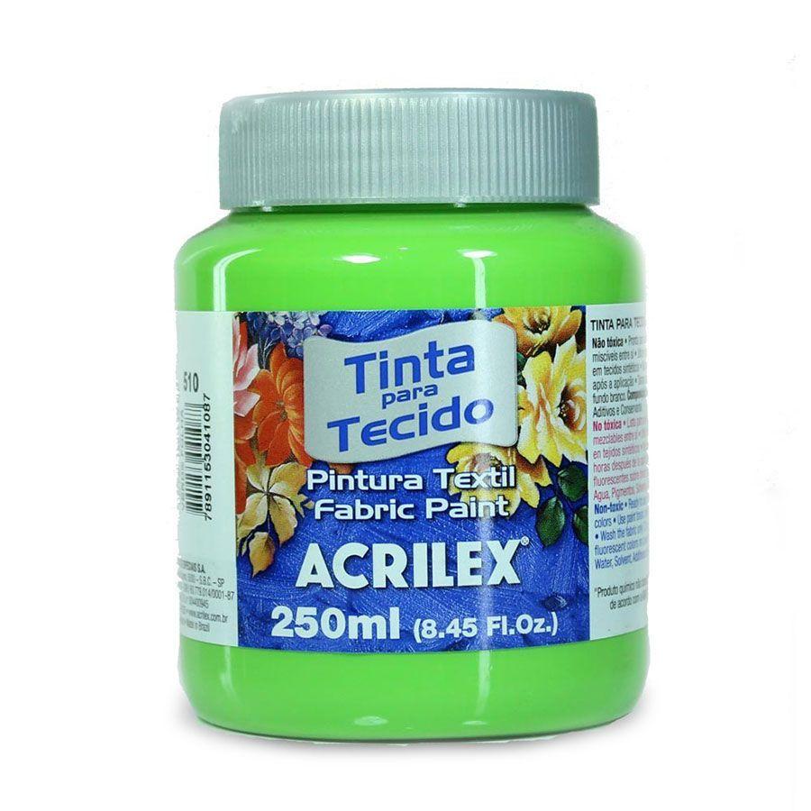 Tinta para Tecido Fosca Acrilex 250ml