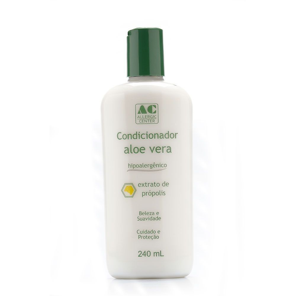 Condicionador Hipoalergênico Aloe Vera com Extrato de Própolis - 240ml