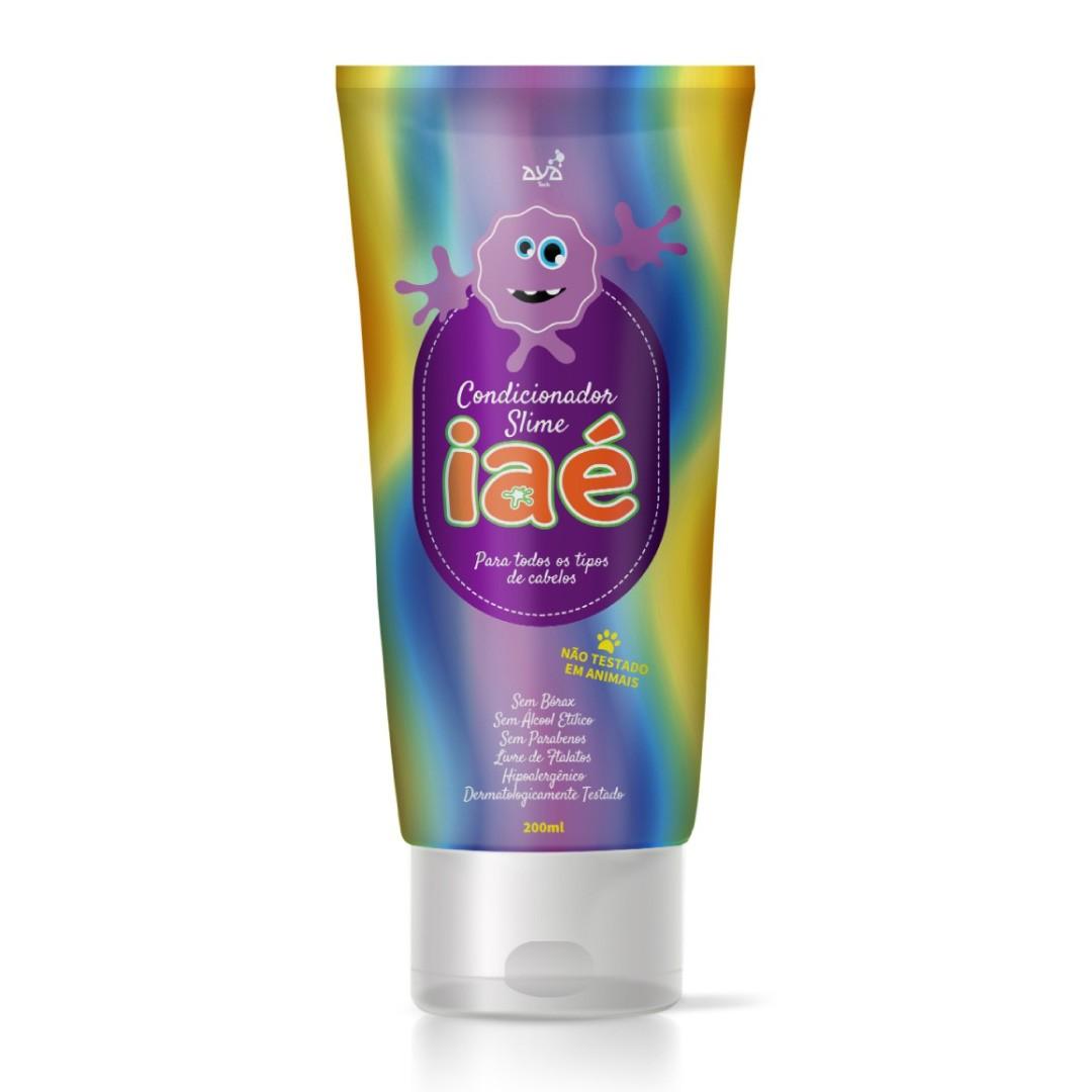 Condicionador Slime Iaé - Infantil
