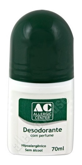 Desodorante Hipoalergênico Roll on com Fragância 70ml