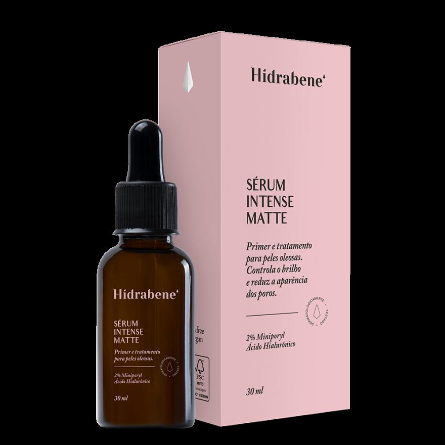 Hidrabene Serum intense Matte Hipoalergênico