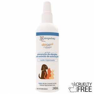 Loção Higienizante Hipoalergênica para Pet Alerpet