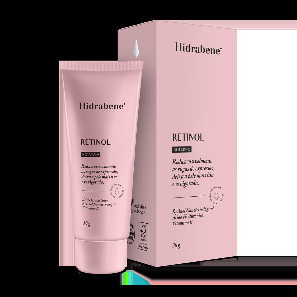 Hidrabene Retinol - 30 gr