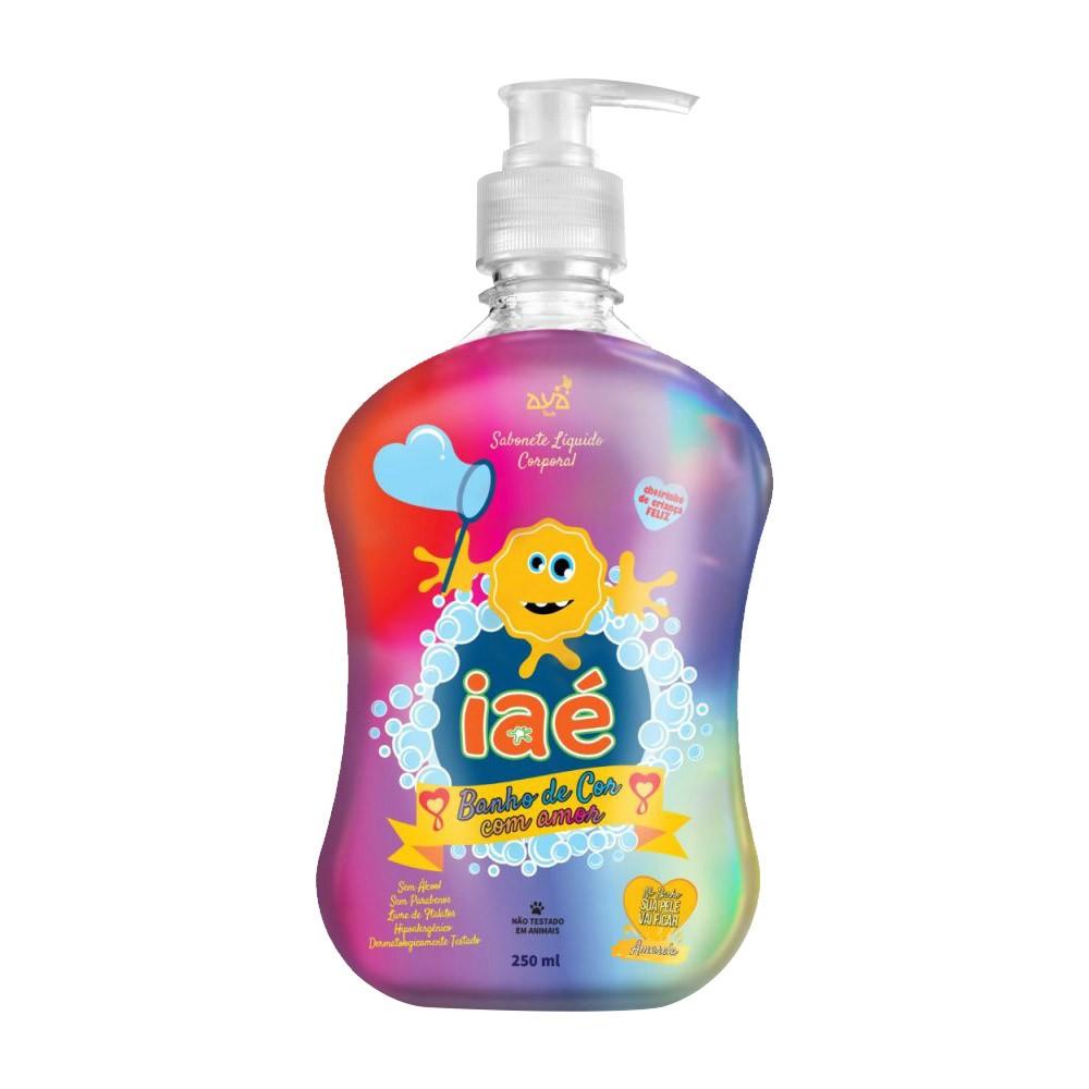 Sabonete Líquido Slime Iaé - Infantil
