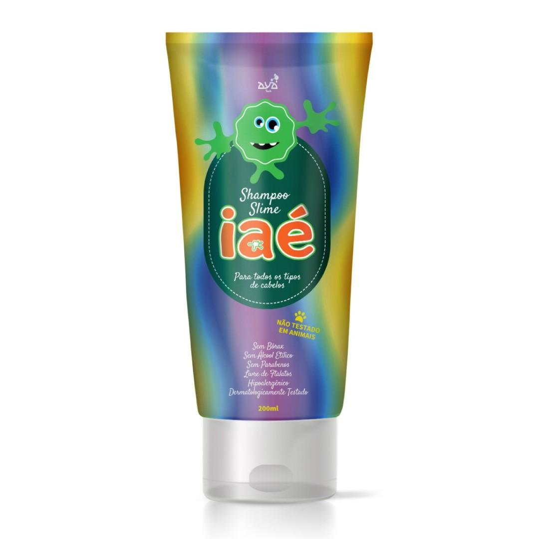 Shampoo Slime Iaé - Infantil