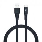 Cabo USB-C I2GO 1,2m 2,4A PVC Flexível Flat - i2go