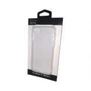 Capa Protetora iKase Krystal para iPhone 7 e 8 Transparente