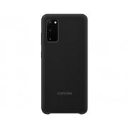 Capa Silicone Cover Samsung Galaxy S20 - Preto