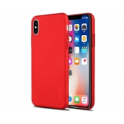 Capa X-Level  (Hero Series)  Red - Apple iPhone X / XS