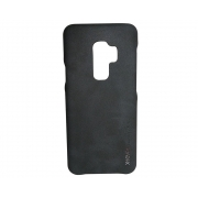Capa X-Level  (Vintage Series)  Black - Samsung Galaxy S9 Plus