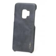 Capa Samsung Galaxy S9 Vintage Dark Brown X-Level