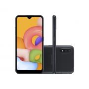 Smartphone Samsung Galaxy A01 32GB - Novo