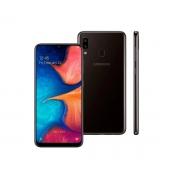 Smartphone Samsung Galaxy A20 32GB - Vitrine