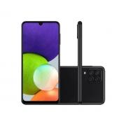 Smartphone Samsung Galaxy A22 128GB - Vitrine