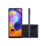 Smartphone Samsung Galaxy A31 128GB - Vitrine