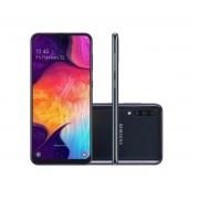 Smartphone Samsung Galaxy A50 64GB - Novo