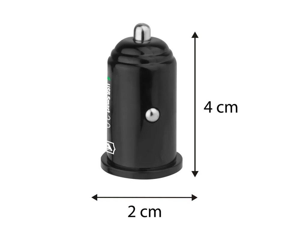 Acendedor USB 1 Saída Pro - Gorila Shield