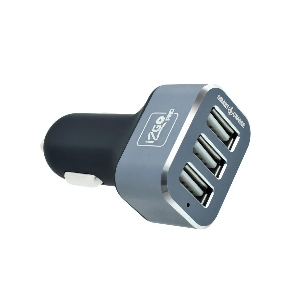 Acendedor USB i2GO Pro com 3 saídas