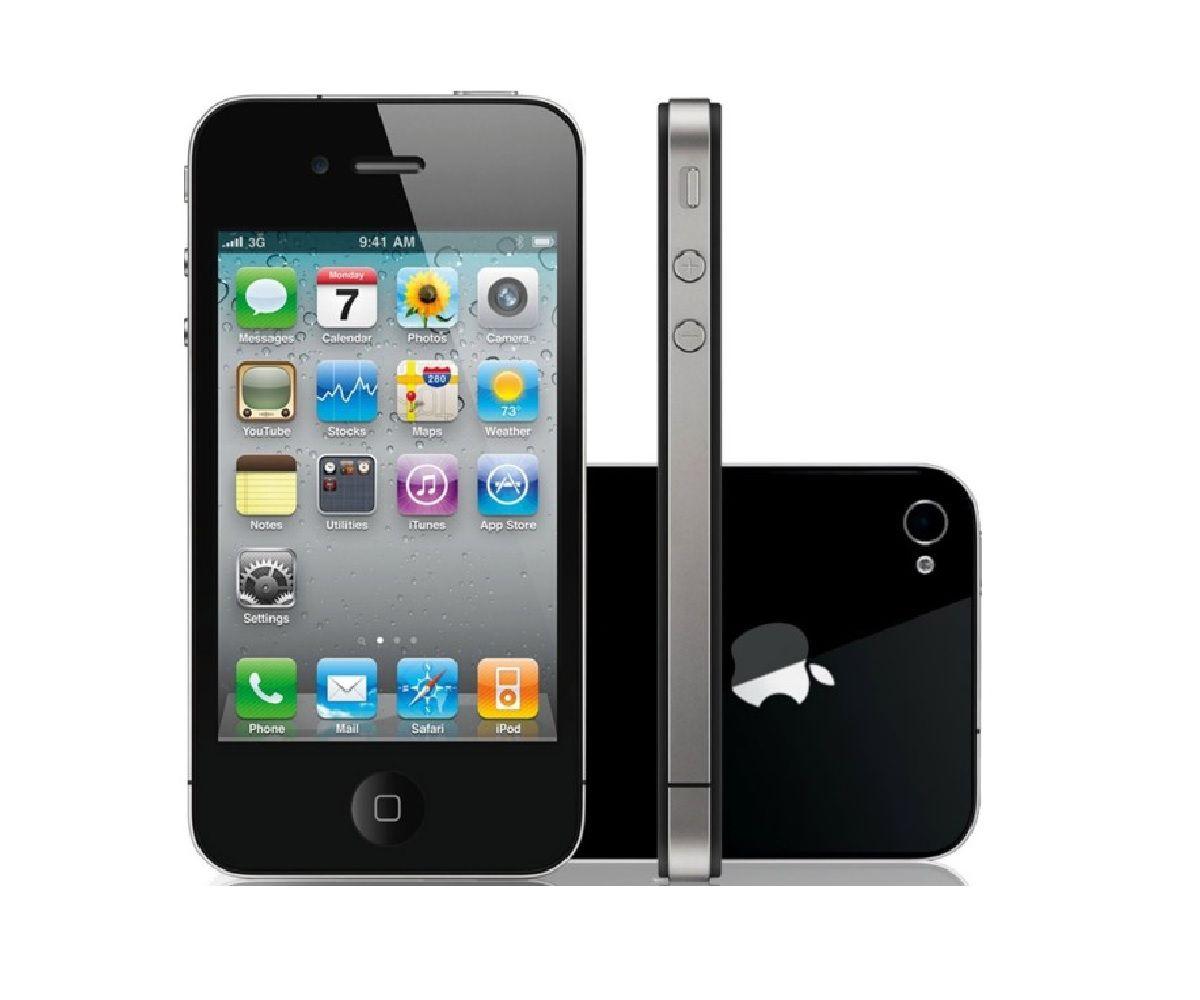 iPhone 4S 16GB - Seminovo