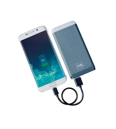 Carregador Portátil i2GO Pro 8000mAh 2 USB