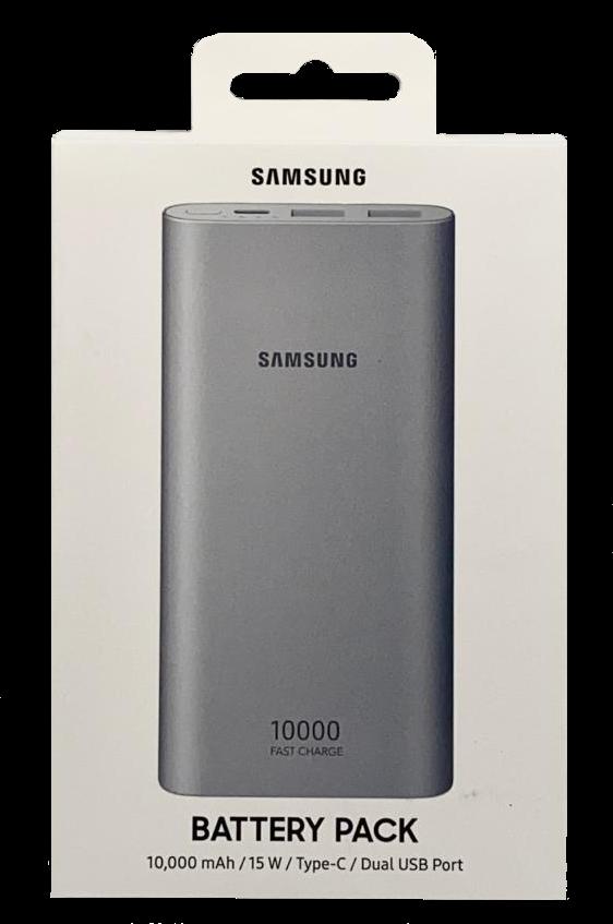 Carregador Portátil Samsung 10.000mAh USB-C modelo B-P1100CSPGBR Original
