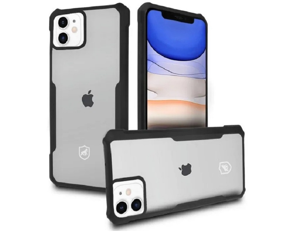 Capa Dual Shock para iPhone 11 - Gorila Shield
