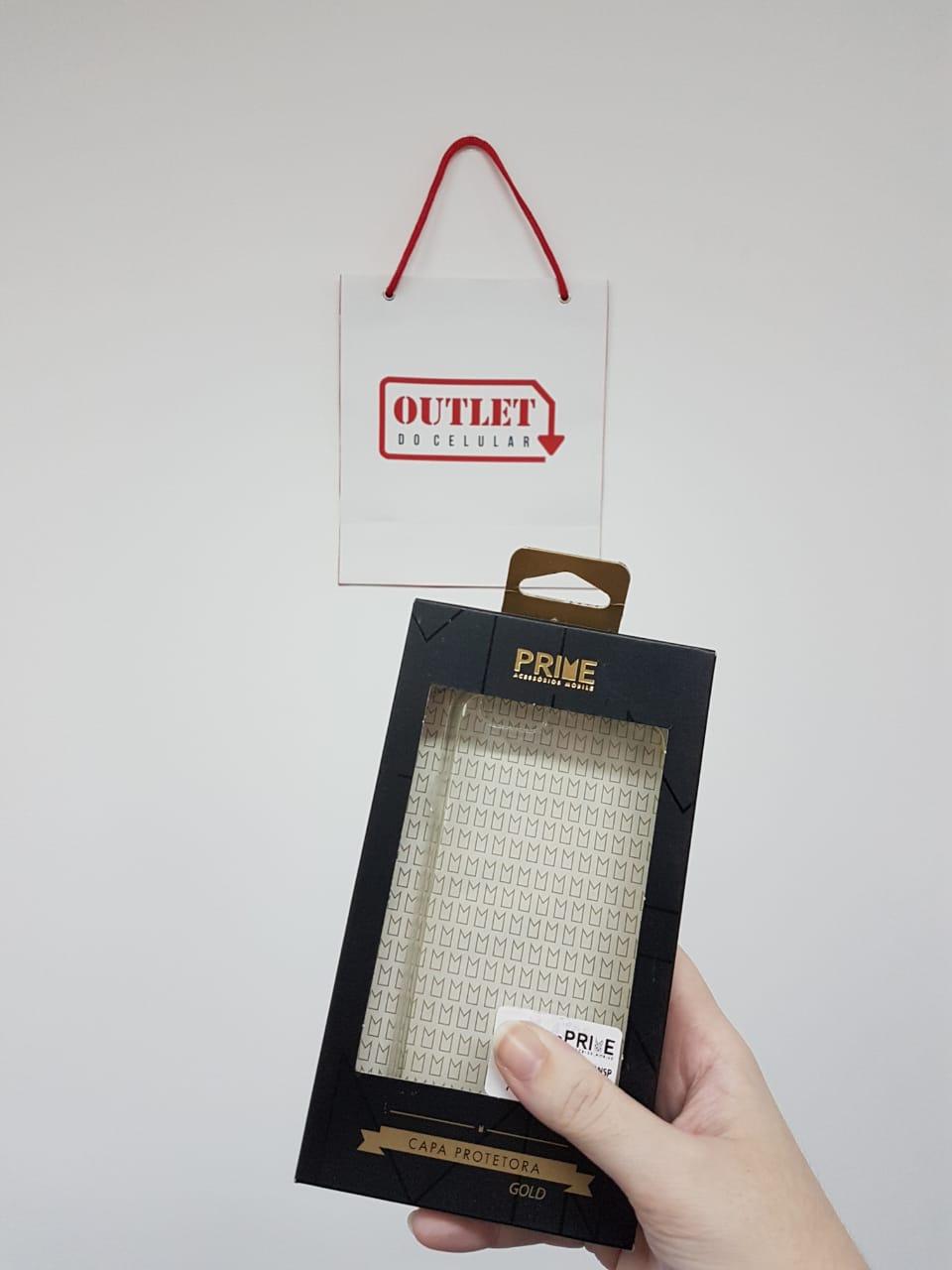 Capa Protetora TPU Prime para iPh 6 e 6S Transparente