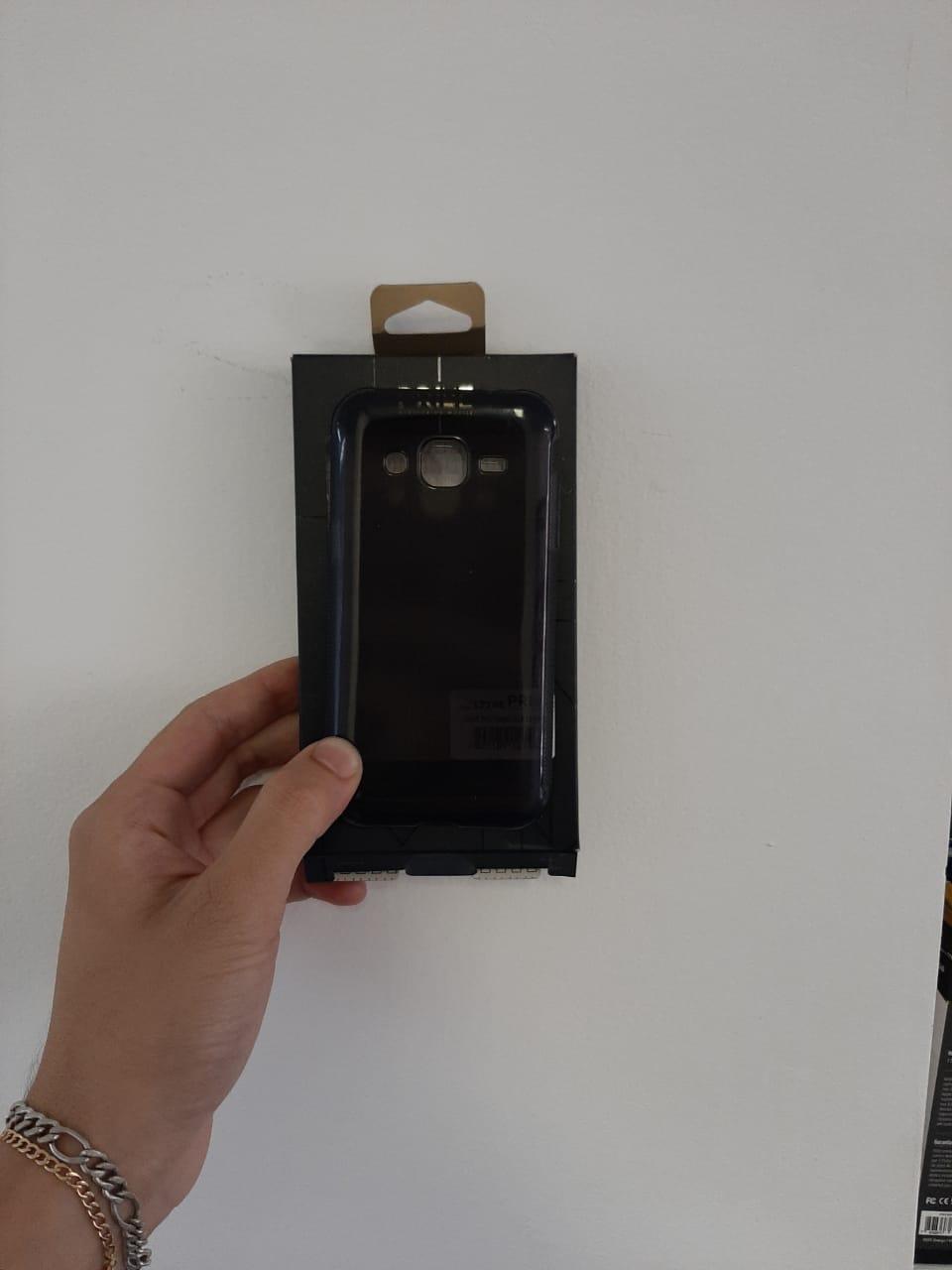 Capa Protetora TPU Prime para Samsung Galaxy J2 Fumê