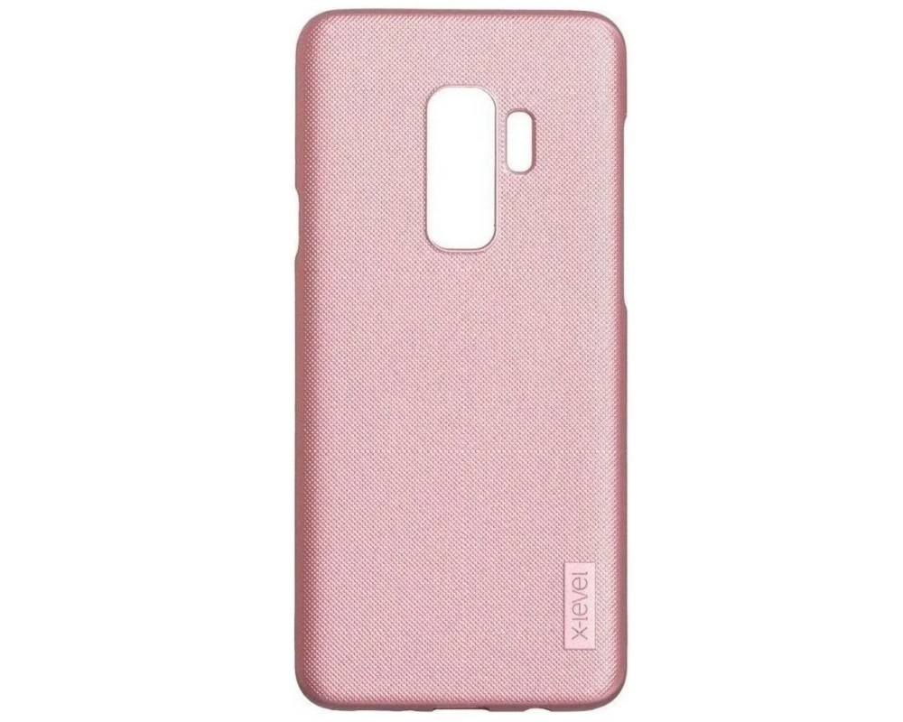 Capa X-Level (Hero Series) Pink - Galaxy S9 Plus