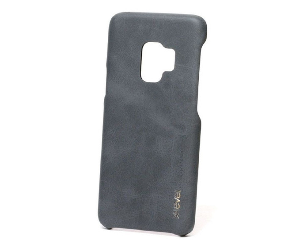 Capa X-Level - Vintage Series - Black - Samsung Galaxy S9