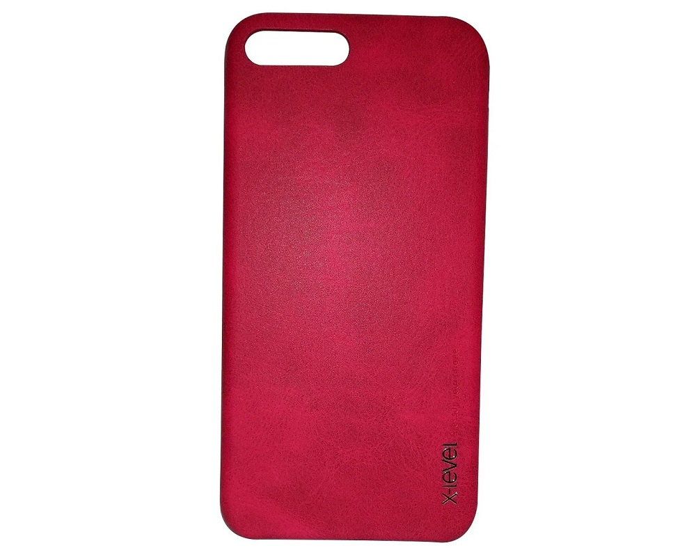 Capa X-Level (Vintage Series) Red - Apple iPhone 7 / 8