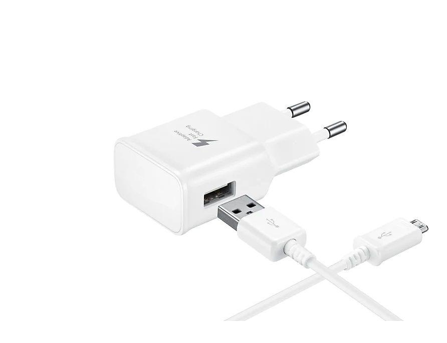 Carregador + Cabo de Dados Micro USB Gbmax