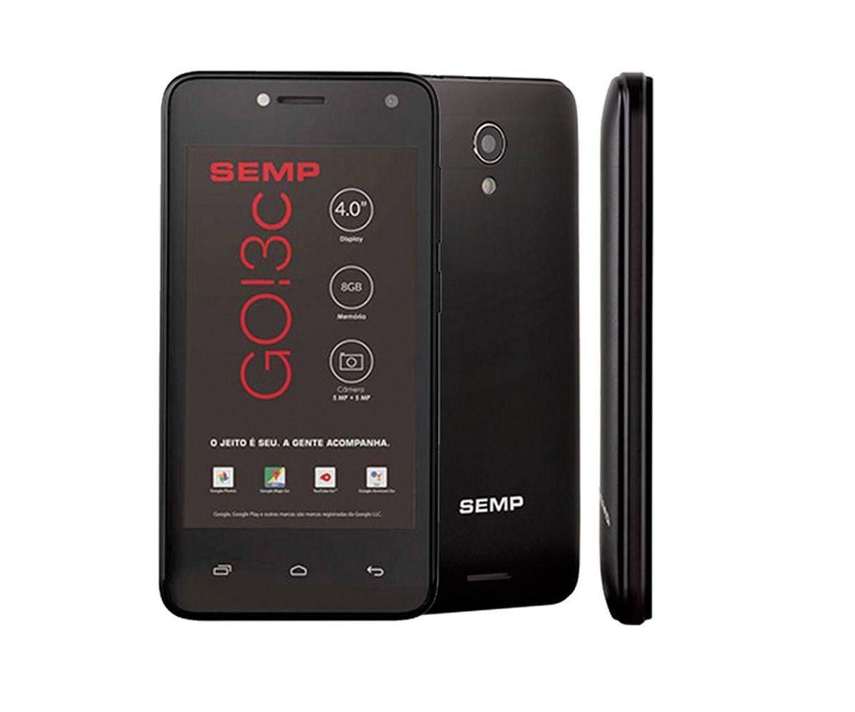 Smartphone Semp Go 3C 8GB - Novo