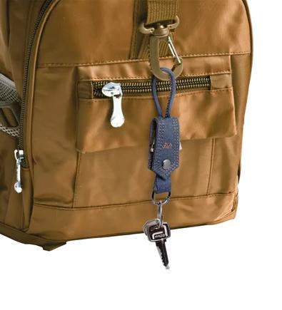 Chaveiro Jeans Micro USB i2GO
