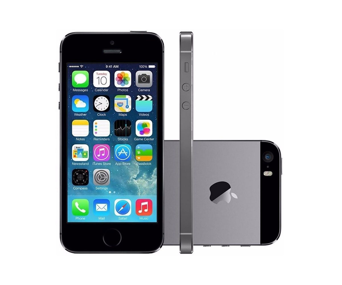 iPhone 5S 16GB - Seminovo