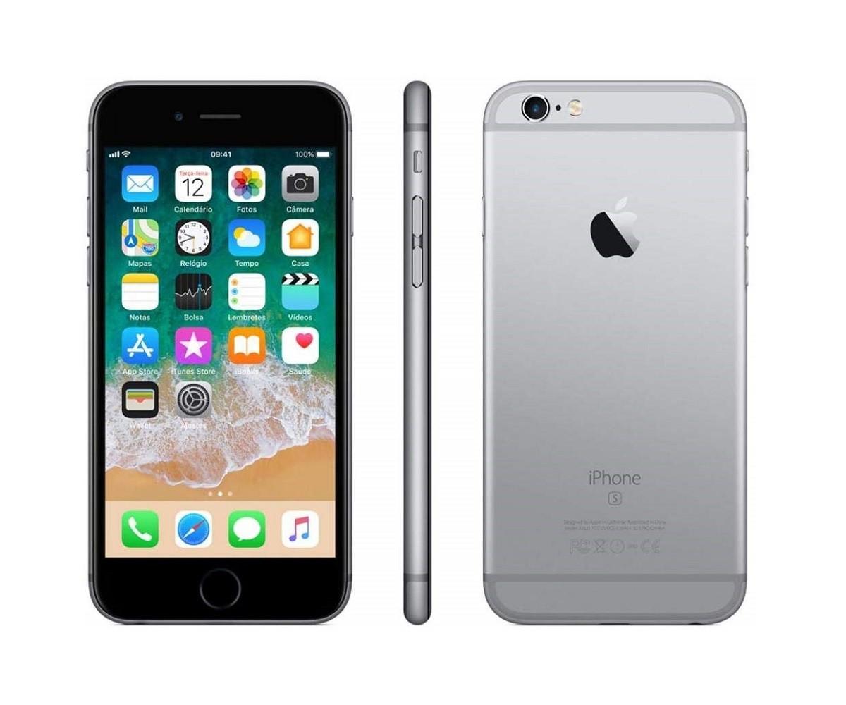 iPhone 6s 128GB - Novo