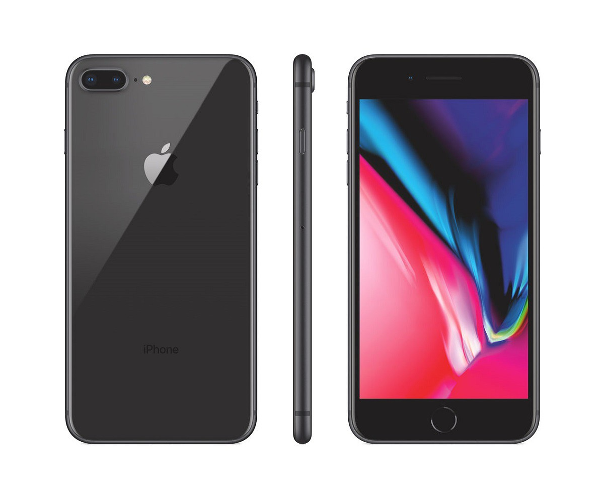 iPhone 8 Plus 256GB - Novo